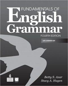 Fundamental of English Grammar Textbook